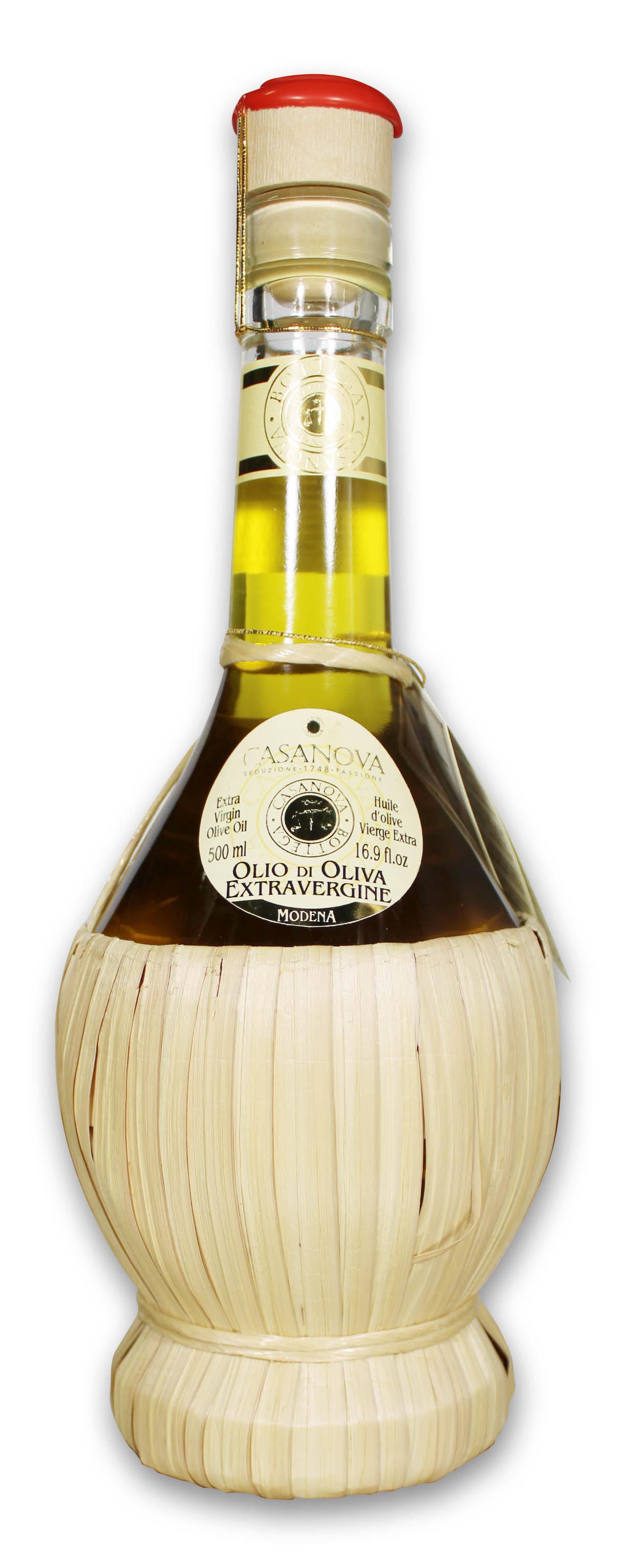 Olej olivový, extra vergin , Itálie, CASANOVA, 500ml