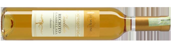 Dezertní víno, Gambellara, Veneto, bílé víno DOC, Vinařství Colli Vicentini, 0,5l, 14%