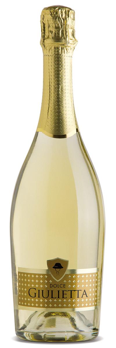 Šumivé víno GIULIETTA SPUMANTE DOLCE 10% 0,75l sladké