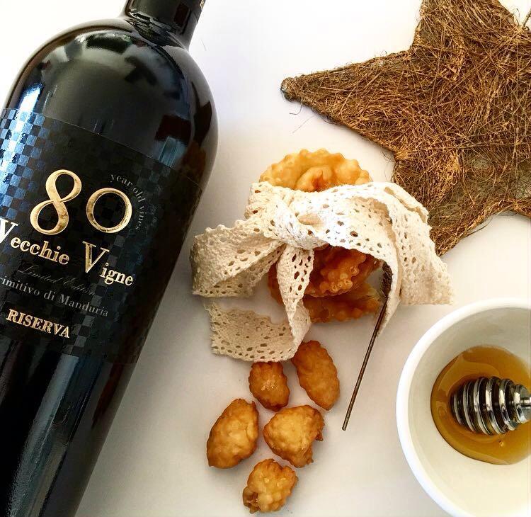 Primitivo di Manduria 80 Vecchie Vigne DOC 14,5% 0,75L