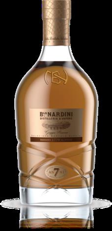 Grappa Riserva Nardini 7y 0,7L, 45% Vol. v dárkovém balení