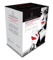 Bag in box Montepulciano d'Abruzzo , Abruzzo, DOC, Vinařství Novaripa 13,5%