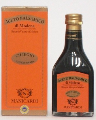 "Aceto di Balsamico di Modena ""Le Triangolari"" - Cherry Wood 250ml v dárkovém obalu"