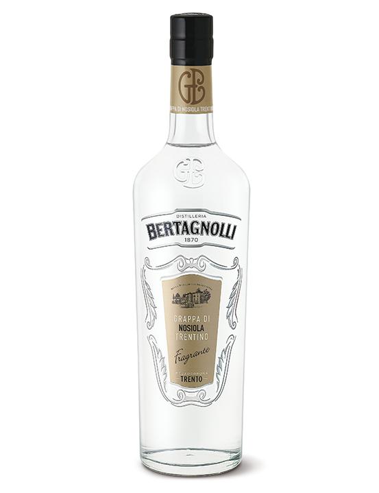 Grappa Nosiola Bertagnolli 0,7l, 40% Vol.