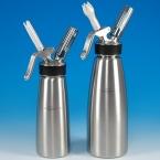 Profesionální nerez láhve na výrobu šlehačky iSi Cream Whip 1 litr