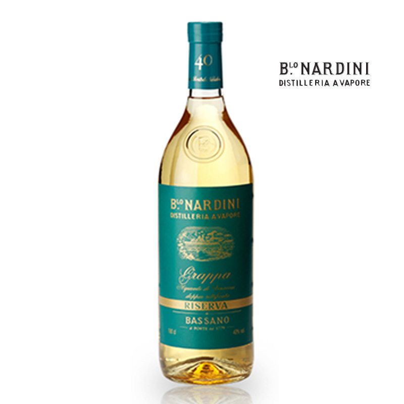 Grappa Riserva Nardini 3 roky, 0,35l, 40% Vol.